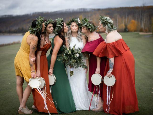 Andrew and Tara's wedding in Fort McMurray, Alberta 3