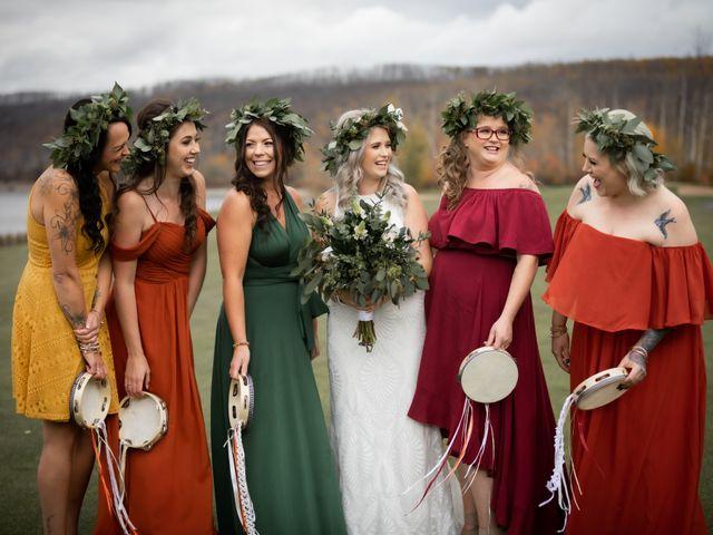 Andrew and Tara's wedding in Fort McMurray, Alberta 6