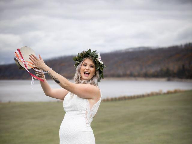 Andrew and Tara's wedding in Fort McMurray, Alberta 7