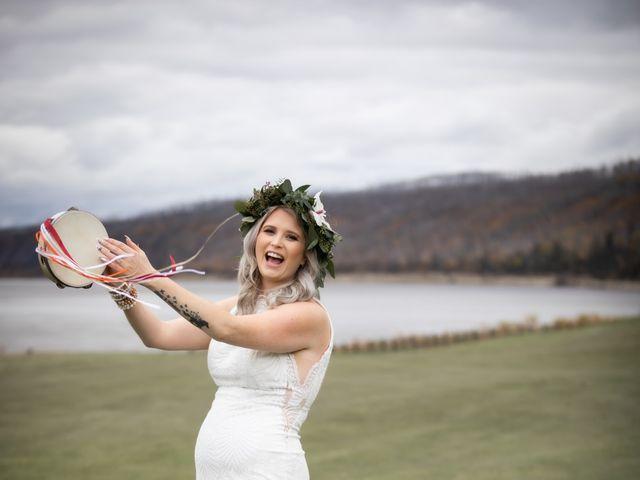 Andrew and Tara's wedding in Fort McMurray, Alberta 8