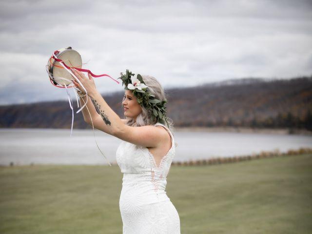 Andrew and Tara's wedding in Fort McMurray, Alberta 9