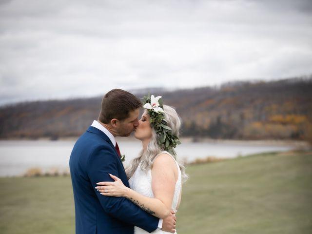 Andrew and Tara's wedding in Fort McMurray, Alberta 10