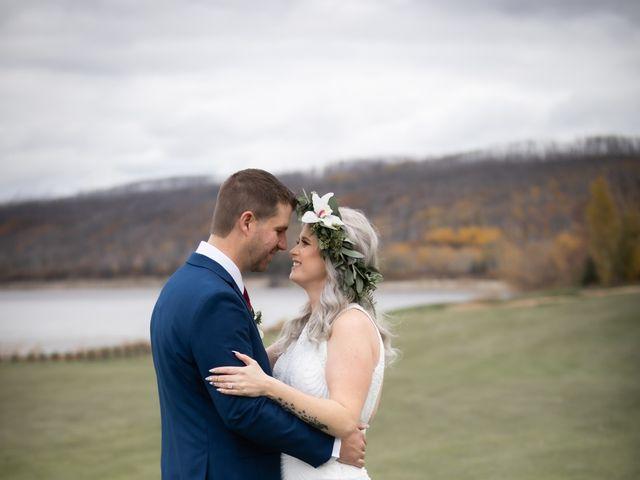 Andrew and Tara's wedding in Fort McMurray, Alberta 11