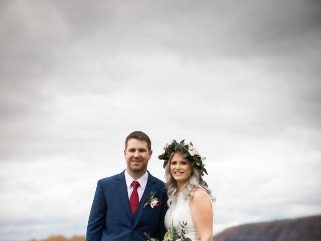 Andrew and Tara's wedding in Fort McMurray, Alberta 12