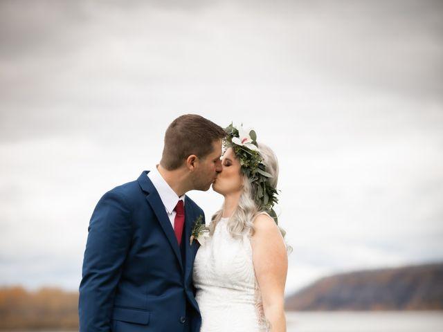 Andrew and Tara's wedding in Fort McMurray, Alberta 13