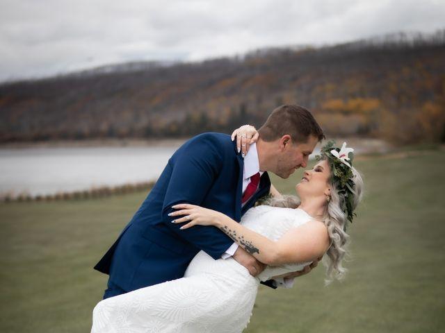 Andrew and Tara's wedding in Fort McMurray, Alberta 14