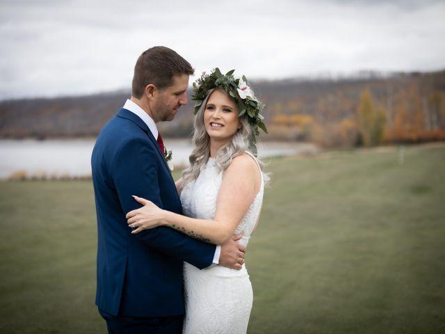 Andrew and Tara's wedding in Fort McMurray, Alberta 16