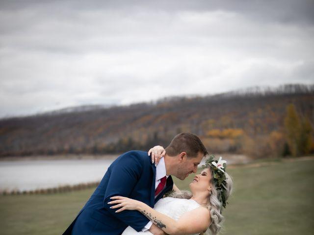 Andrew and Tara's wedding in Fort McMurray, Alberta 17