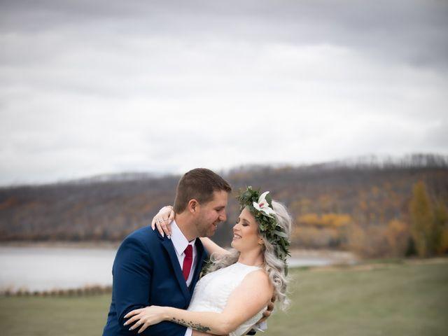 Andrew and Tara's wedding in Fort McMurray, Alberta 18
