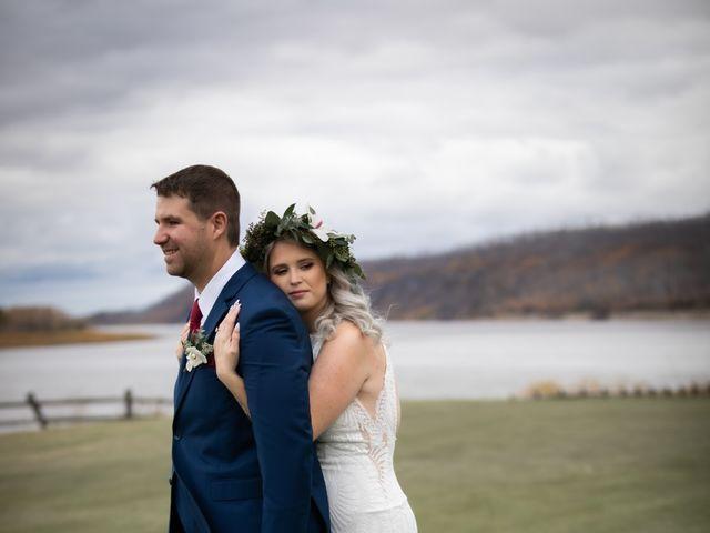 Andrew and Tara's wedding in Fort McMurray, Alberta 19