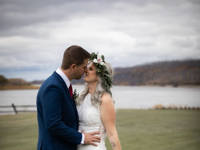 Andrew and Tara's wedding in Fort McMurray, Alberta 20