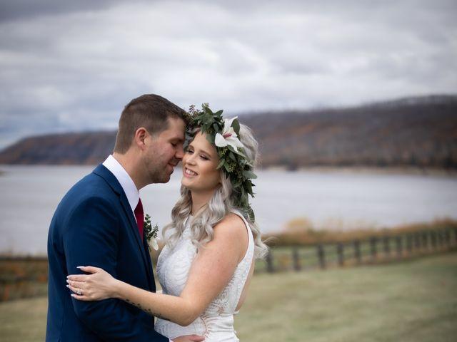 Andrew and Tara's wedding in Fort McMurray, Alberta 21