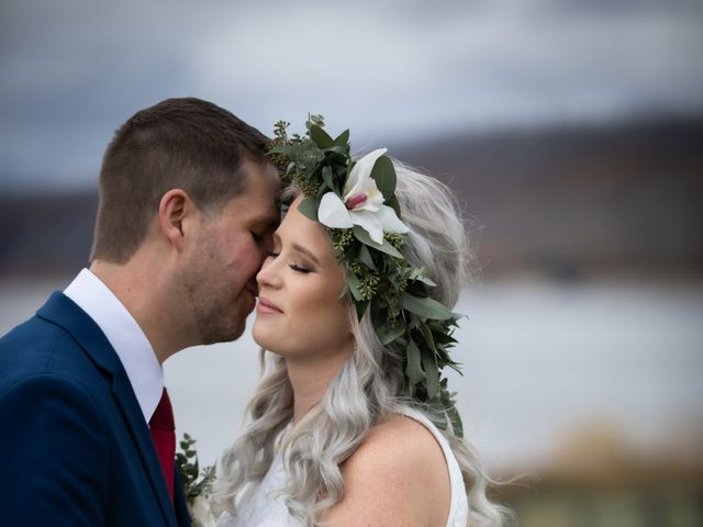 Andrew and Tara's wedding in Fort McMurray, Alberta 22