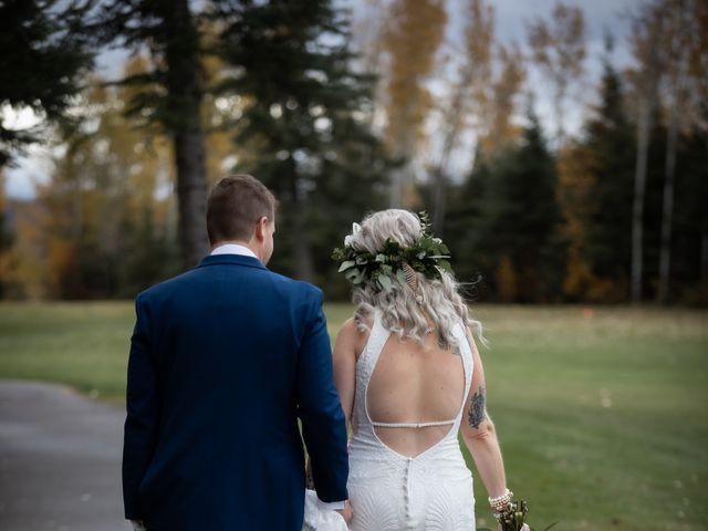 Andrew and Tara's wedding in Fort McMurray, Alberta 24