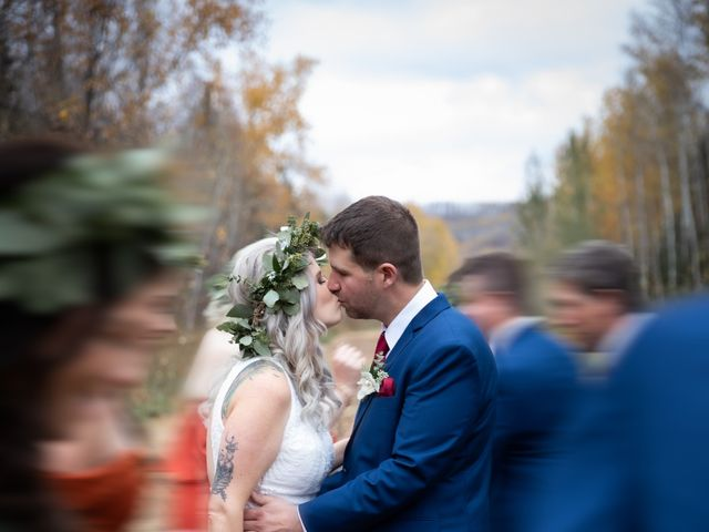 Andrew and Tara's wedding in Fort McMurray, Alberta 25