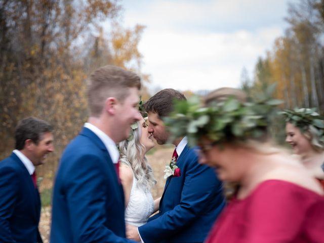 Andrew and Tara's wedding in Fort McMurray, Alberta 26