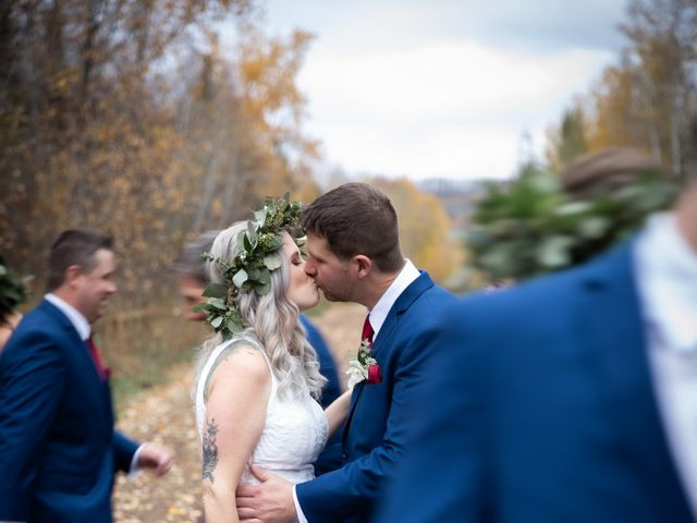 Andrew and Tara's wedding in Fort McMurray, Alberta 27
