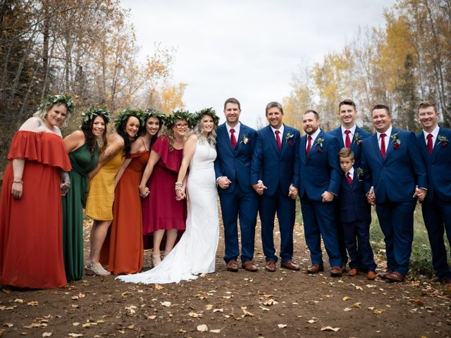 Andrew and Tara's wedding in Fort McMurray, Alberta 28