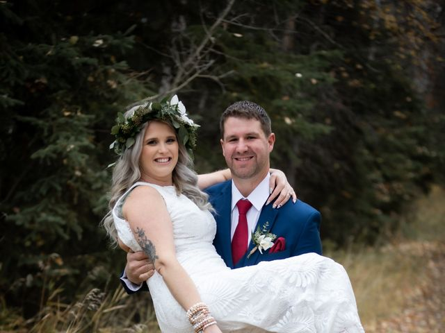 Andrew and Tara's wedding in Fort McMurray, Alberta 30