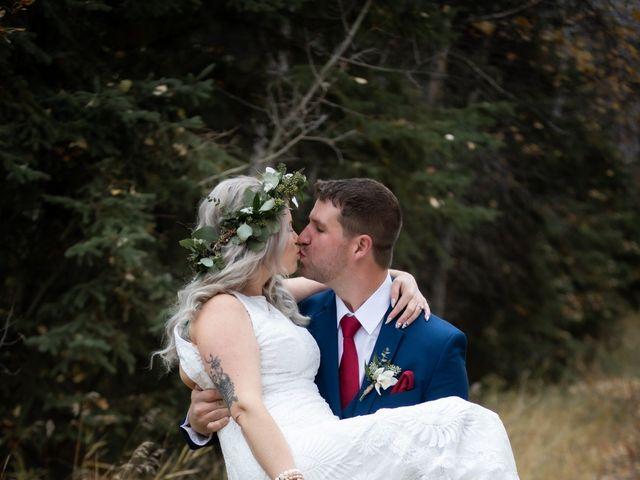 Andrew and Tara's wedding in Fort McMurray, Alberta 31