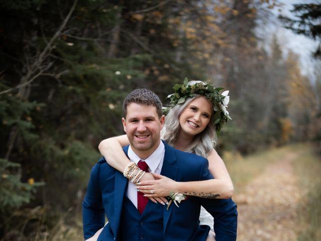 Andrew and Tara's wedding in Fort McMurray, Alberta 32