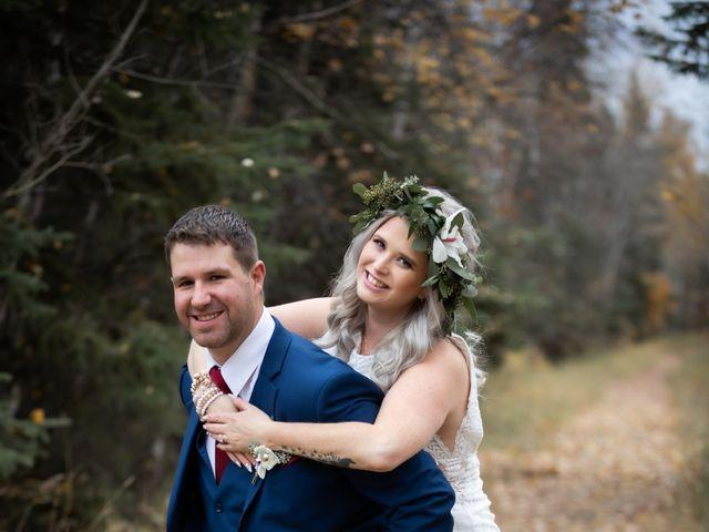 Andrew and Tara's wedding in Fort McMurray, Alberta 33