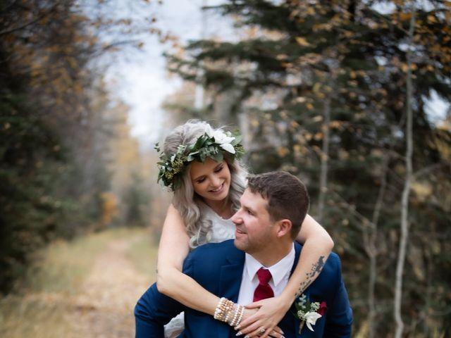 Andrew and Tara's wedding in Fort McMurray, Alberta 34
