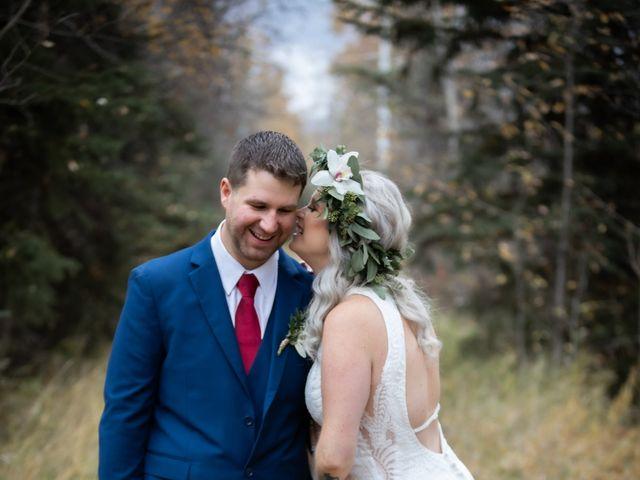 Andrew and Tara's wedding in Fort McMurray, Alberta 42