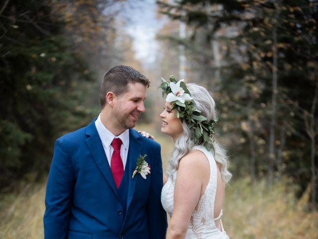 Andrew and Tara's wedding in Fort McMurray, Alberta 43