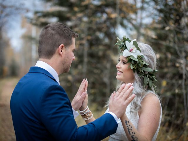 Andrew and Tara's wedding in Fort McMurray, Alberta 44