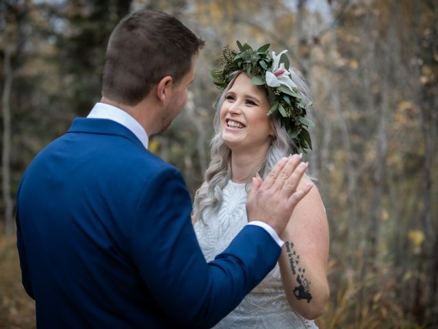 Andrew and Tara's wedding in Fort McMurray, Alberta 2