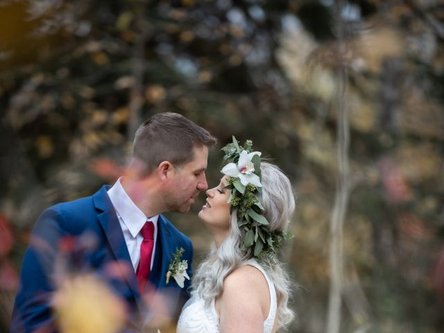 Andrew and Tara's wedding in Fort McMurray, Alberta 45