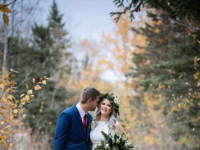 Andrew and Tara's wedding in Fort McMurray, Alberta 48