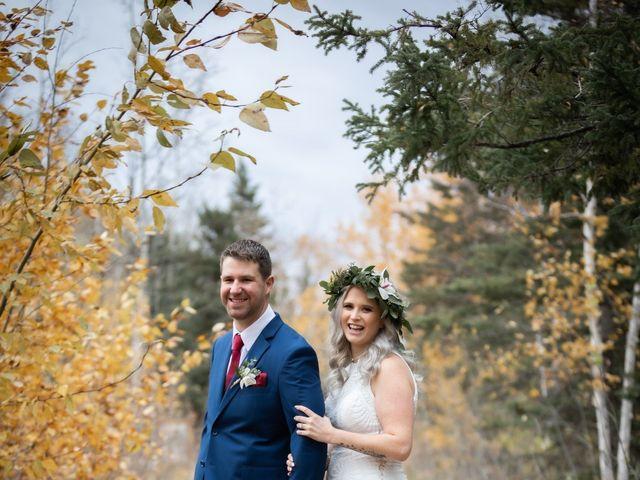 Andrew and Tara's wedding in Fort McMurray, Alberta 54