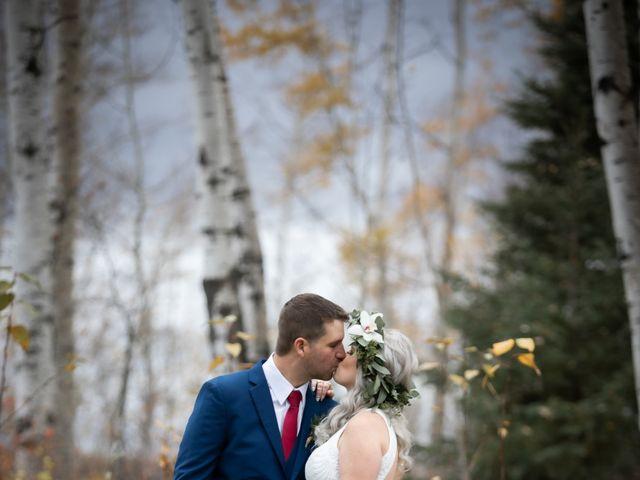 Andrew and Tara's wedding in Fort McMurray, Alberta 55