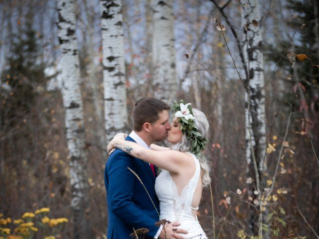 Andrew and Tara's wedding in Fort McMurray, Alberta 56