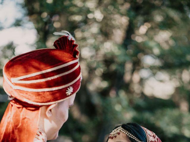 Jake and Sarah's wedding in Mississauga, Ontario 1
