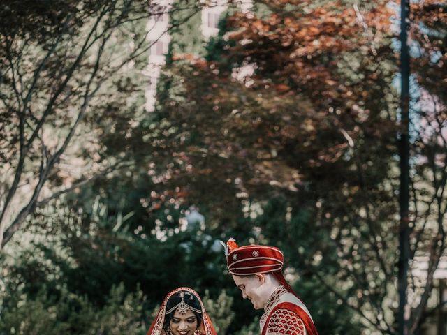 Jake and Sarah's wedding in Mississauga, Ontario 3