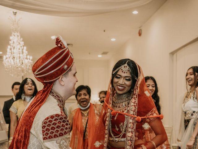 Jake and Sarah's wedding in Mississauga, Ontario 4