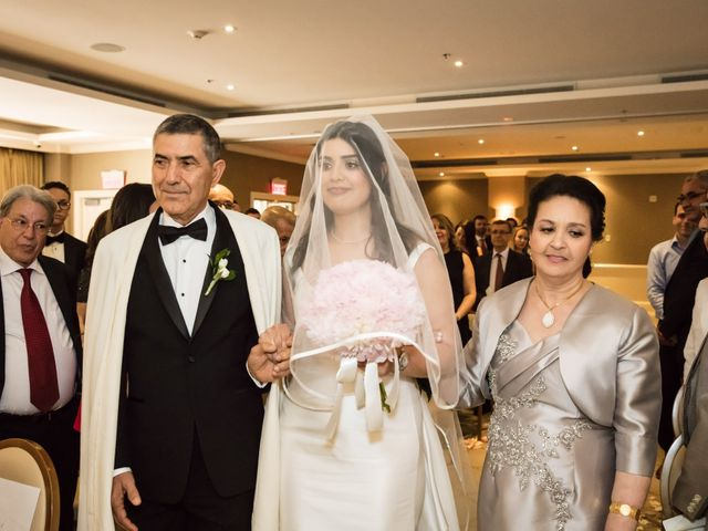 Rochdi and Asma's wedding in Montreal, Quebec 23