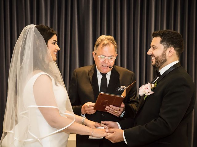 Rochdi and Asma's wedding in Montreal, Quebec 25