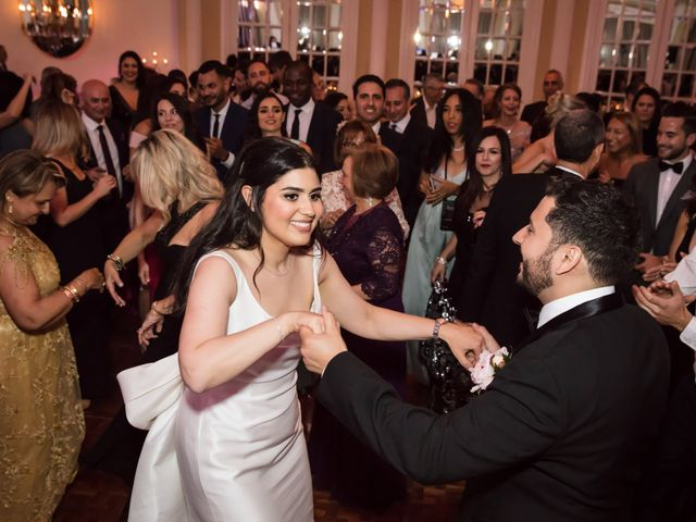 Rochdi and Asma's wedding in Montreal, Quebec 37