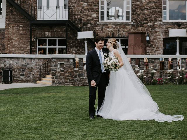 The wedding of Cece and Zack