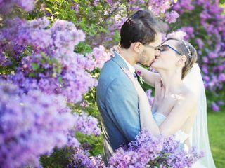 The wedding of Kathleen and Julian