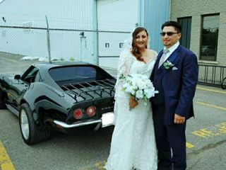 The wedding of Gioia and Steven 2