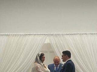 The wedding of Gioia and Steven 3