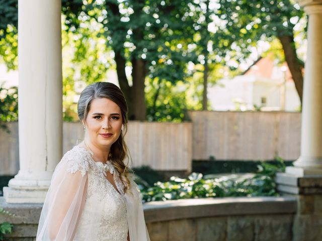 Demitri and Julia's wedding in St Catharines, Ontario 15