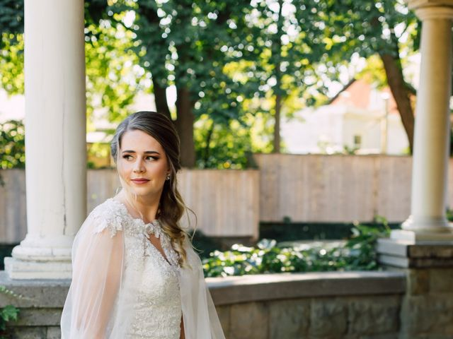 Demitri and Julia's wedding in St Catharines, Ontario 16