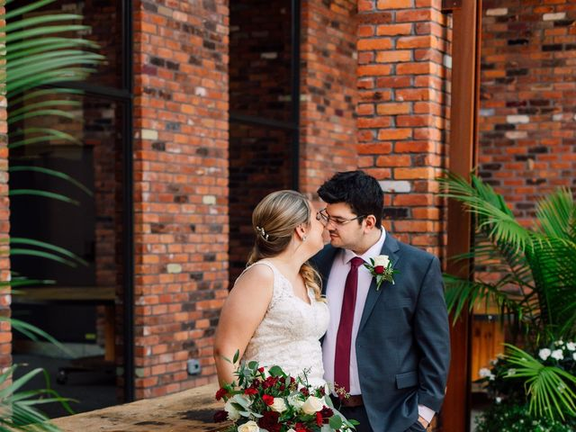 Demitri and Julia's wedding in St Catharines, Ontario 30