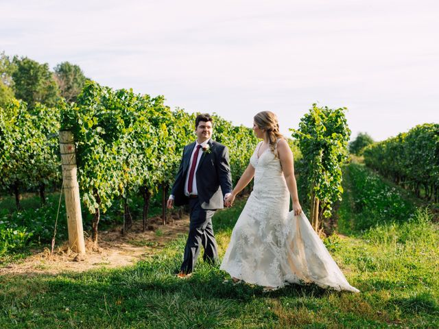 Demitri and Julia's wedding in St Catharines, Ontario 36
